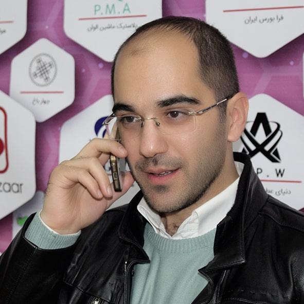 5. مهندس علی علیزاده